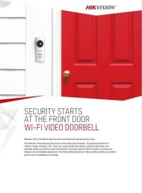 Broschüre WiFi-Doorbell